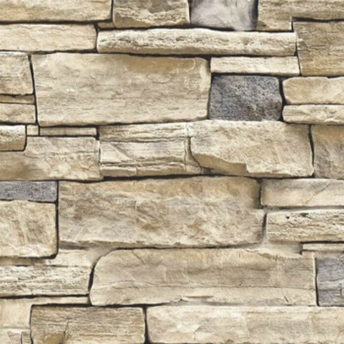 2D & 3D PEEL & STICK NATURAL STONE VENEER